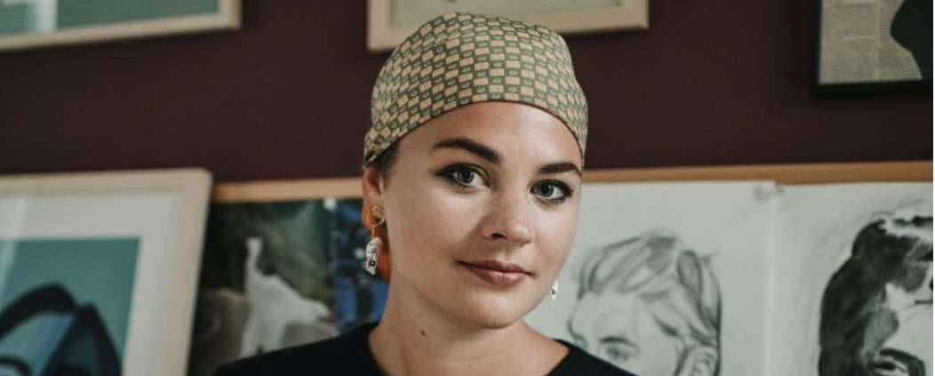 Floor van Liemt (24) portretteert jonge mensen met kanker